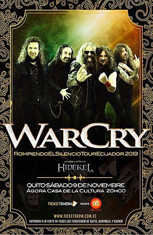 WARCRY EN QUITO
