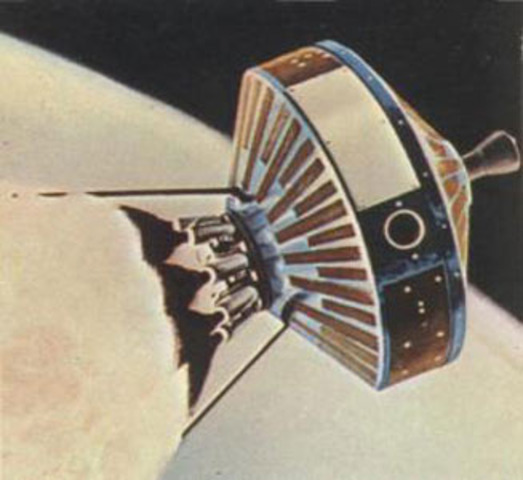 US Pioneer 1 was launghed