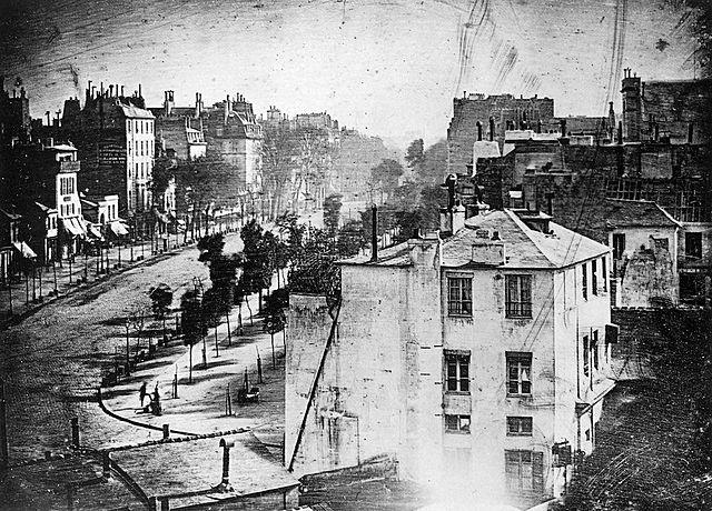 Daguerre & The Daguerreotype