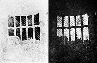 Latticed Window with the Camera Obscura