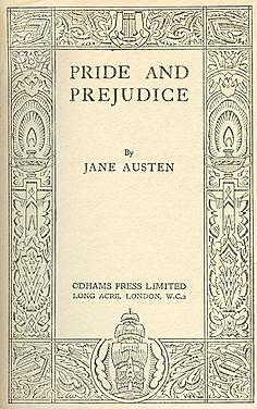 Pride & Prejudice Published