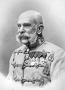 Mort de Fransesc Josep d'Àustria-Hongría.