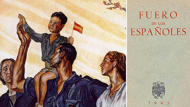 Fuero de los españoles + Ley de Referendum