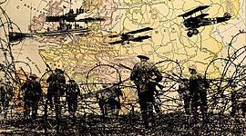 I Guerra Mundial (1914-1919) timeline
