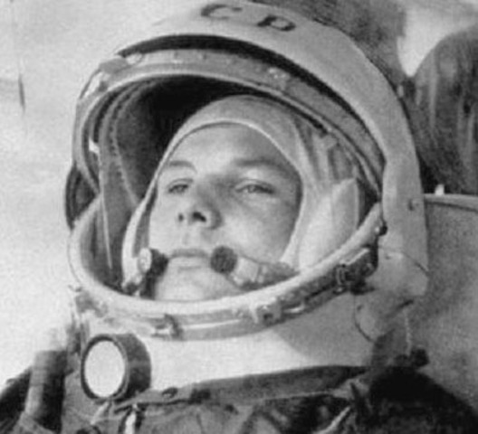 First man sent to the space