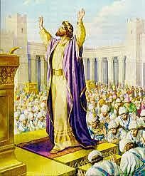 Jehoshaphat Wins a Big Battle With God's Help