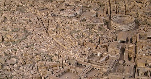 rome was founded