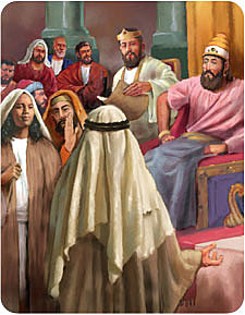 Jehoshaphat Sends Levites to Teach the Law