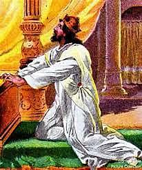 Jehoshaphat Dies