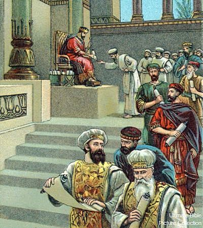 Jehoshaphat sends out Levites to teach the people the Law