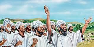 God fights for Jehoshaphat