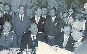 Pactos de Madrid de 1953