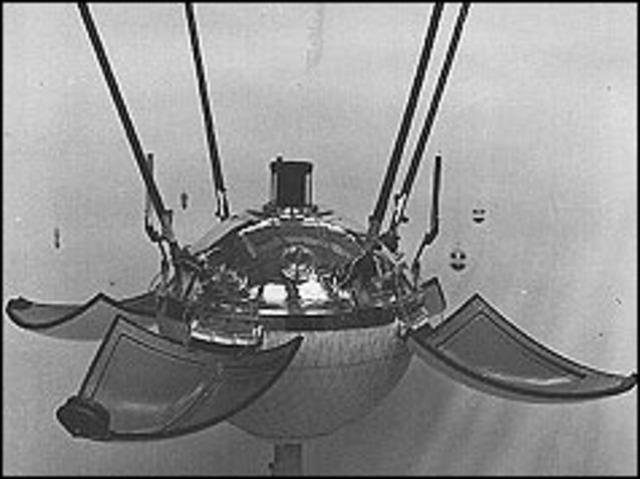 Soviets land probe on Moon