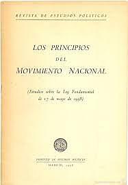 Ley de Principios del Movimiento Nacional