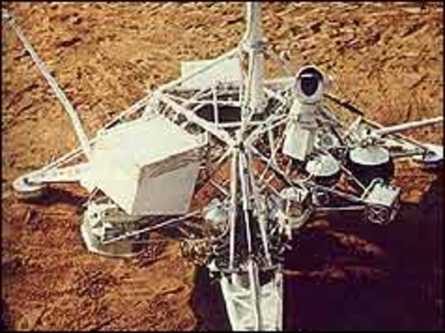 First US space probe lands on Moon