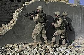 America went to war in Iraq