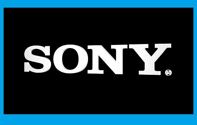 Inicio de Sony