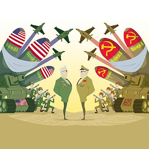 La guerra freda (1947-1991)