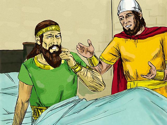 Ahaziah king of Israel