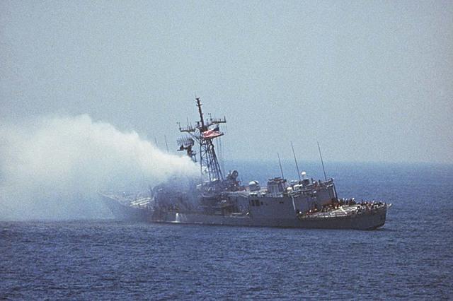 Tanker War continues