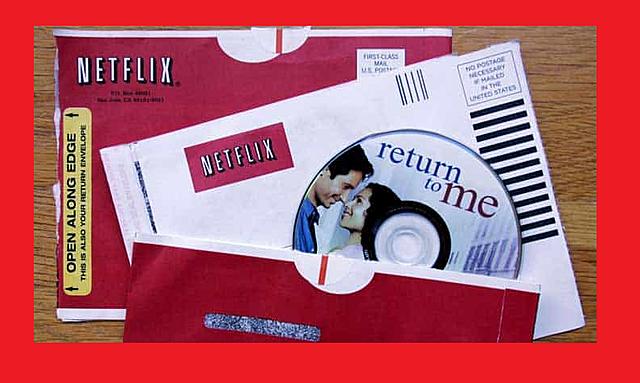Arranque de Netflix