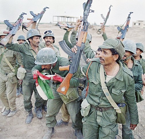 Iraq Retakes al-Faw