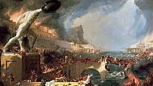Caida del imperio Romano del Occidente