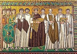 Mandato de Justiniato