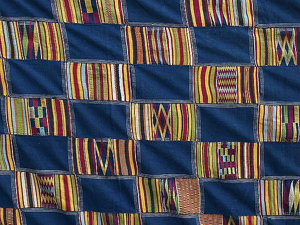 Man's Prestige Cloth: Akan People 1900's