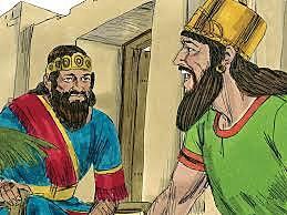 Jehosaphat makes an alliance with Ahab