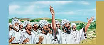 Jehoshaphat trusts the Lord to deliver the people from their enemies