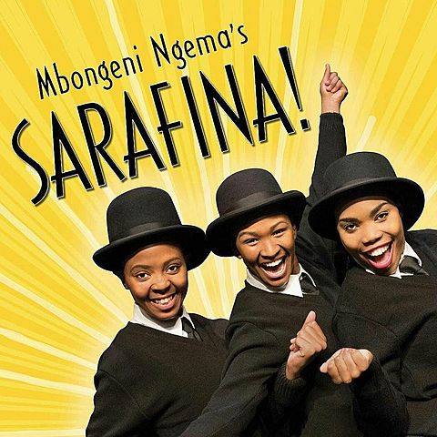 Sarafina Musical by Dr. Mbongeni Ngema