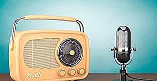 Primeros anuncios en radio