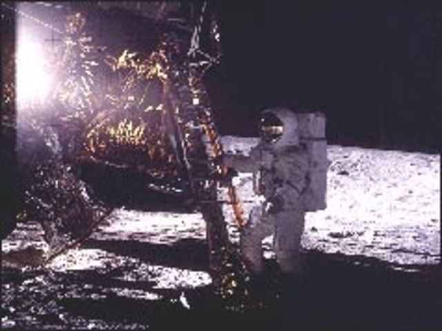 Second Apollo mission lands on Moon