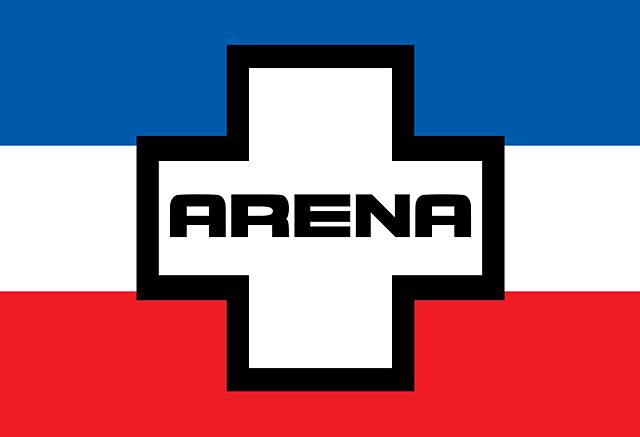 Se constituye el nuevo partido politico Alianza Republicana Nacionalista (ARENA)