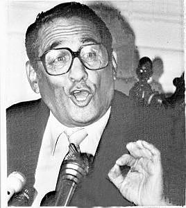 Muere el ex presidente salvadoreño Jose Napoleon Duarte