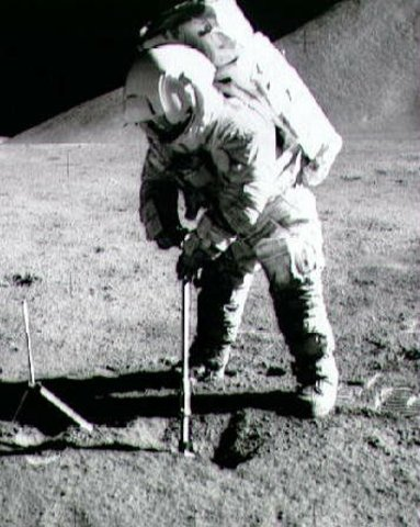 Apollo 14 was launched