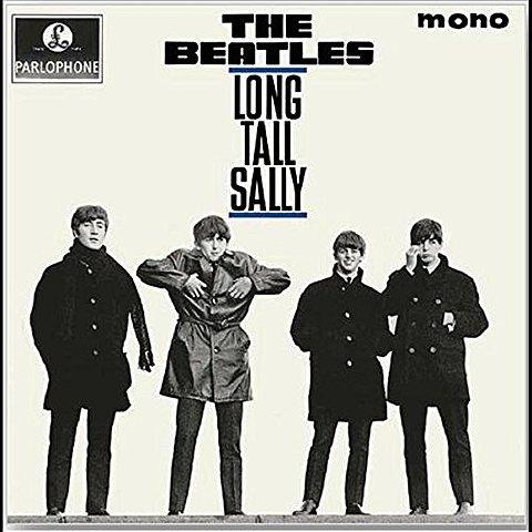 The Beatles' long tall Sally
