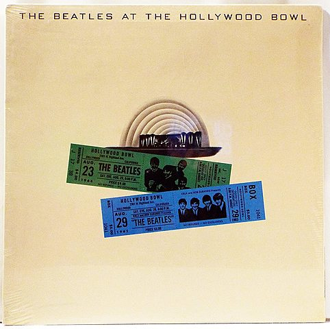 The Beatles at the Holliwood Bowl