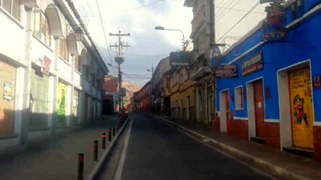 Protesta vecinal en Potosí exige un laboratorio de Covid-19 y renuncia de delegado presidencial