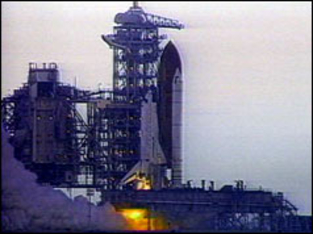 29 Sep  1988: Shuttle blasts US back into space
