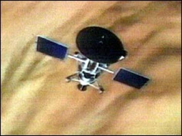 Magellan starts mapping Venus