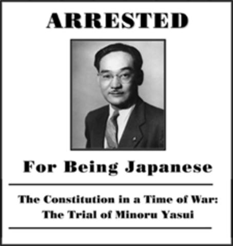 Arrested for Being Japanese