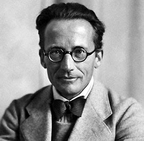 Ecuación de Schödinger.