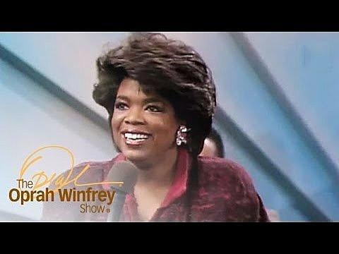 The Oprah Winfrey Show Firs Airs