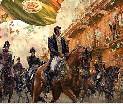 Continuación  de la lucha por la Independencia
