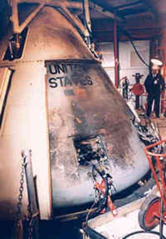 Apollo 1 Tradegy