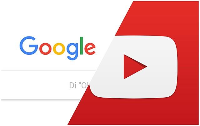 Crecimiento de Google y Youtube