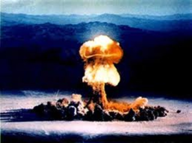 atomic bomb was dropped