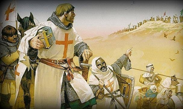 Cruzada de Tunez.